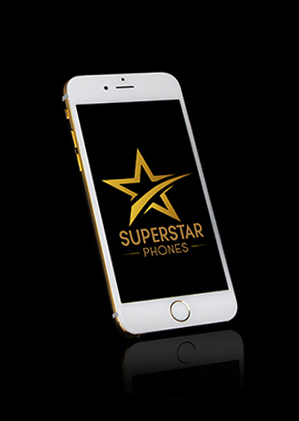 932610130d697 iPhone 6S with 24Kt Luxury Gold Carbon Fibre with Swarovski Style Crystal  Logo